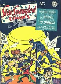Cover Thumbnail for Star Spangled Comics (DC, 1941 series) #20