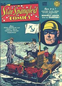 Cover Thumbnail for Star Spangled Comics (DC, 1941 series) #21