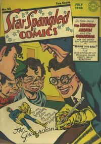 Cover Thumbnail for Star Spangled Comics (DC, 1941 series) #22
