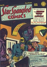 Cover Thumbnail for Star Spangled Comics (DC, 1941 series) #23