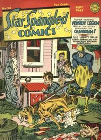 Cover Thumbnail for Star Spangled Comics (DC, 1941 series) #24