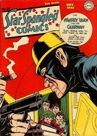 Cover Thumbnail for Star Spangled Comics (DC, 1941 series) #26