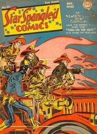 Cover Thumbnail for Star Spangled Comics (DC, 1941 series) #27