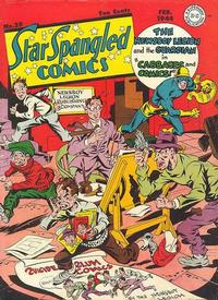 Cover Thumbnail for Star Spangled Comics (DC, 1941 series) #29