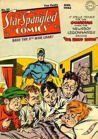 Cover Thumbnail for Star Spangled Comics (DC, 1941 series) #35