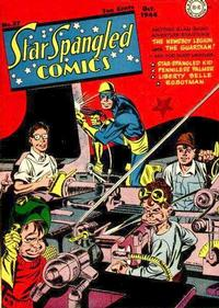 Cover Thumbnail for Star Spangled Comics (DC, 1941 series) #37