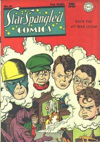 Cover Thumbnail for Star Spangled Comics (DC, 1941 series) #41
