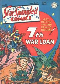 Cover Thumbnail for Star Spangled Comics (DC, 1941 series) #47
