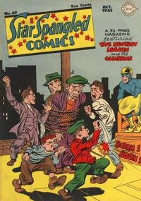 Cover Thumbnail for Star Spangled Comics (DC, 1941 series) #49