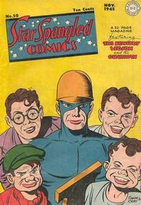 Cover Thumbnail for Star Spangled Comics (DC, 1941 series) #50