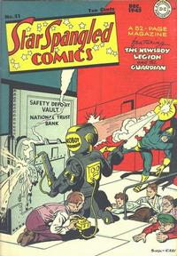 Cover Thumbnail for Star Spangled Comics (DC, 1941 series) #51