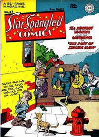 Cover Thumbnail for Star Spangled Comics (DC, 1941 series) #53