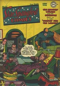 Cover Thumbnail for Star Spangled Comics (DC, 1941 series) #57