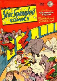 Cover Thumbnail for Star Spangled Comics (DC, 1941 series) #58