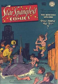 Cover Thumbnail for Star Spangled Comics (DC, 1941 series) #60