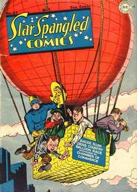 Cover Thumbnail for Star Spangled Comics (DC, 1941 series) #61