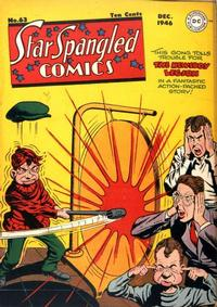 Cover Thumbnail for Star Spangled Comics (DC, 1941 series) #63