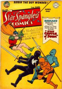 Cover Thumbnail for Star Spangled Comics (DC, 1941 series) #67