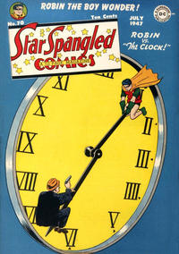 Cover Thumbnail for Star Spangled Comics (DC, 1941 series) #70
