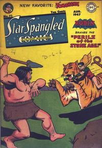 Cover Thumbnail for Star Spangled Comics (DC, 1941 series) #71