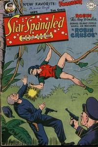 Cover Thumbnail for Star Spangled Comics (DC, 1941 series) #72
