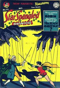 Cover Thumbnail for Star Spangled Comics (DC, 1941 series) #73