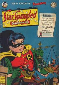Cover Thumbnail for Star Spangled Comics (DC, 1941 series) #75