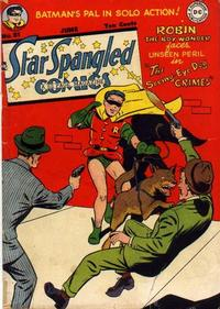 Cover Thumbnail for Star Spangled Comics (DC, 1941 series) #81