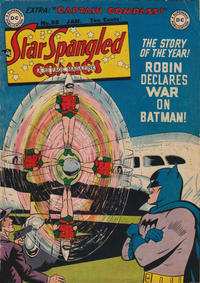 Cover Thumbnail for Star Spangled Comics (DC, 1941 series) #88