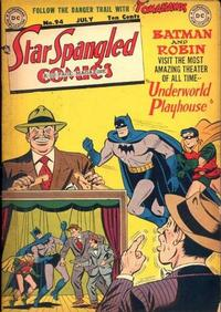Cover Thumbnail for Star Spangled Comics (DC, 1941 series) #94