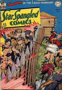Cover Thumbnail for Star Spangled Comics (DC, 1941 series) #97