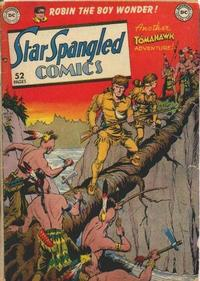 Cover Thumbnail for Star Spangled Comics (DC, 1941 series) #98