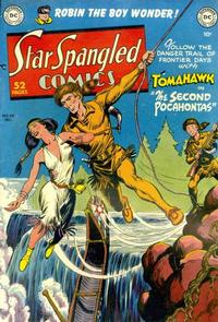 Cover Thumbnail for Star Spangled Comics (DC, 1941 series) #99