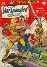 Cover Thumbnail for Star Spangled Comics (DC, 1941 series) #102