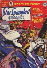 Cover Thumbnail for Star Spangled Comics (DC, 1941 series) #104