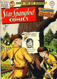 Cover Thumbnail for Star Spangled Comics (DC, 1941 series) #106