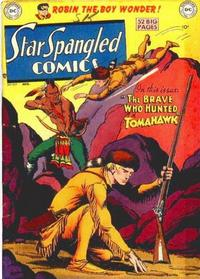 Cover Thumbnail for Star Spangled Comics (DC, 1941 series) #107