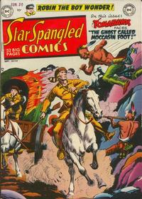 Cover Thumbnail for Star Spangled Comics (DC, 1941 series) #108