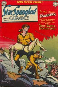 Cover Thumbnail for Star Spangled Comics (DC, 1941 series) #110