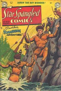 Cover Thumbnail for Star Spangled Comics (DC, 1941 series) #112
