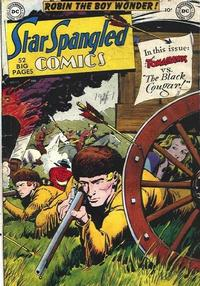 Cover Thumbnail for Star Spangled Comics (DC, 1941 series) #113