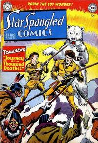 Cover Thumbnail for Star Spangled Comics (DC, 1941 series) #115