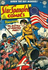 Cover Thumbnail for Star Spangled Comics (DC, 1941 series) #116