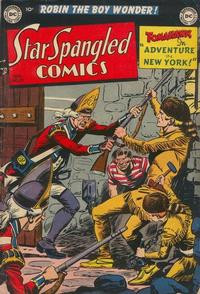 Cover Thumbnail for Star Spangled Comics (DC, 1941 series) #121