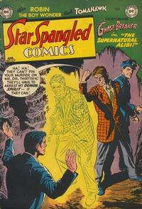 Cover Thumbnail for Star Spangled Comics (DC, 1941 series) #127