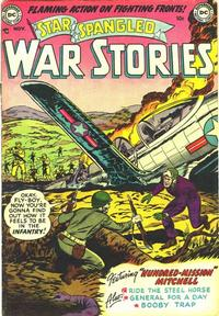 Cover Thumbnail for Star Spangled War Stories (DC, 1952 series) #3