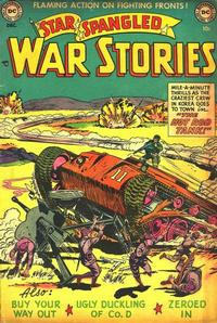 Cover Thumbnail for Star Spangled War Stories (DC, 1952 series) #4