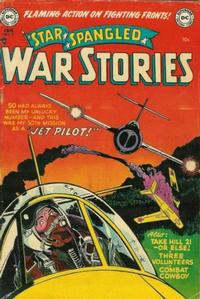 Cover Thumbnail for Star Spangled War Stories (DC, 1952 series) #5