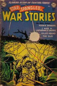 Cover Thumbnail for Star Spangled War Stories (DC, 1952 series) #7
