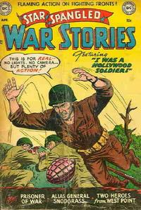 Cover Thumbnail for Star Spangled War Stories (DC, 1952 series) #8